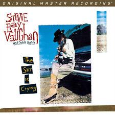 MOFI 2078 | Stevie Ray Vaughan - The Sky Is Crying MFSL SACD NEU oop