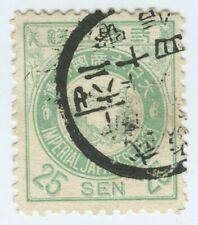 Japan 25 Sen