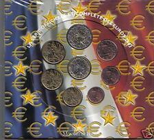France- 2003  pièce 1 euro bu, pièce  scellée provenant coffret BU