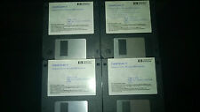 "HP DeskScan II version 2.4 Printer Drivers & Software for Windows - 3.5"" floppy"