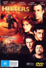 HITTERS * ROBERT DAVI CAROL ALT (DVD) R4 PAL NEW FREE POST