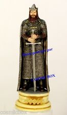 Figurine en plomb Seigneur des Anneaux le roi ARAGORN Lord of Rings iron figure
