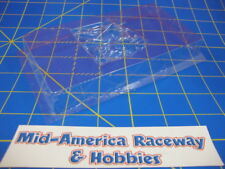 Parma 812 CLEAR 1/24 Drag car High Detail Interior from Mid America Raceway
