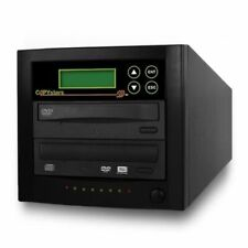 Copystars Duplicator 1-1 24X DVD CD Disc green Asus Burner media copier tower