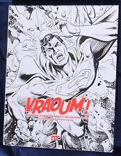 VRAOUM Trésors de la bande dessinée et Art contemporain. Fort in-4° cart. 2009