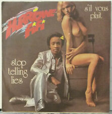 Hurricane Fifi ~ Stop Telling Lies S'Il Vous Plait ~ RARE 45 Italy Disco Nude