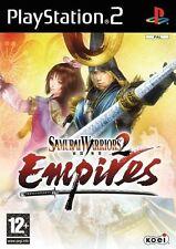 samurai worriors 2 empires ps2