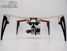 Super Tall GF Landing Skid Gear for DJI F450 F550 HJ450 Quadcopter Frame x4 sets