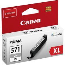 Canon CLI-571 XL Grey Ink Cartridge