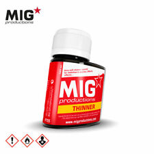 MIG Productions Thinner for Washes Enamel-Verdünner 125 ml (5,08 € / 100 ml)