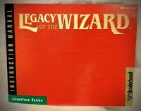 Legacy of the Wizard - Nintendo Game Instruction Booklet - NES - MANUAL ONLY