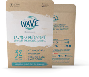 Laundry Detergent Sensitive Skin Allergy Free 32 Washes