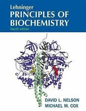 Lehninger Principles of Biochemistry by David Nelson, Michael M. Cox