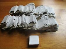 200 Nominal 2 12 X 2 12 X 78 Small White Cardboard Boxes