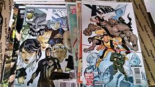 young X-men Comic Lot 1-9 nm bagged boarded