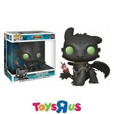 FUNKO POP TOOTHLESS 100 HOW TO TRAIN YOUR DRAGON TRAINER 2 SDENTATO FIGURE #1