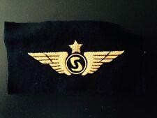 INSIGNE AILE DE POITRINE COMPAGNIE AERIENNE- Airline Pilot Wings 228
