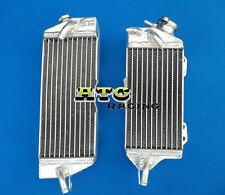 Aluminum radiator for kawasaki KX250 KX 250 2 stroke 1990 1991 1992 1993 90-93