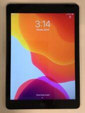 "SPACE GRAY GSM UNLOCKED 9.7"" APPLE iPad 6TH GEN 32GB WI-FI + CELL A1954 C100C"