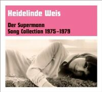 HEIDELINDE WEIS - DER SUPERMANN-SONG COLLECTION 1975-1979  CD NEW