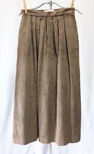 Vintage Heavy Corduroy Skirt Jh Collectibles Nos sz 8