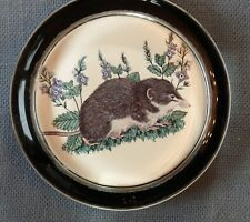 Paperweight By Devatrend, Vole With Flowers