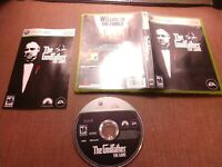 Microsoft Xbox 360 CIB Complete Tested The Godfather The Game Ships Fast