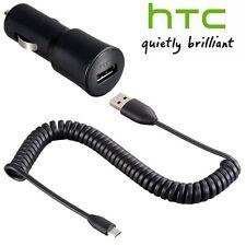 Original HTC CC C200 KFZ-Ladegerät Auto Ladekabel für HTC Veocity 4G / Butterfly