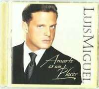 Amarte Es Un Placer - Luis Miguel CD Sealed ! New !