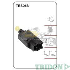 TRIDON STOP LIGHT SWITCH FOR Mazda Millenia 10/00-05/02 2.3L(KJ)  (Petrol)