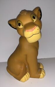 Disney The Lion King, Simba Money Coin Piggy Bank