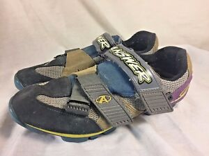 90s vintage Answer Accelerator Cycling Shoe - Size 8 1/2 US - Euro 42