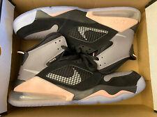 NEW w/o Lid Air Jordan Mars 270 Men's Sneakers Size 13 Black/Silver Gunsmoke