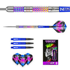 24 GRAM PETER WRIGHT RED DRAGON SNAKEBITE RAINBOW MAMBA 90% TUNGSTEN DARTS,