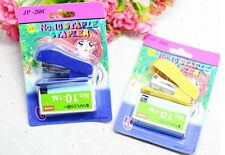 Stationery Mini Stapler and Kit Stapler  Small Grip Office Kit