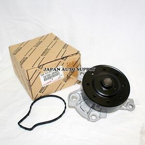 GENUINE TOYOTA Corolla Matrix SCION xD 1610039466 Engine Water Pump 16100-39466