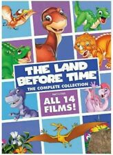 The Land Before Time DVD (14 Movie Collection) Brand New Express Post  Qld