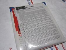 Claris FileMaker Pro Software SEALED Vintage MacOS floppy disk BRAND NEW db sw
