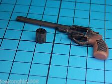 Hot Toys 1:6 VGM07 Biohazard 5 Sheva Alomar Figure - S&W M29 Magnum