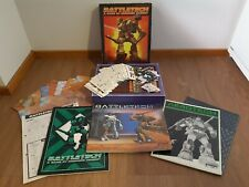 Battletech 3rd ed. Box set + Aerotech + TR 3025 + extras