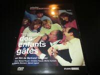 """RARE! DVD """"DES ENFANTS GATES"""" Michel PICCOLI, Gerard JUGNOT / Bertrand TAVERNIER"""