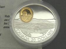 pièce de monnaie Canada 20 DOLLARS 1991 PP #2