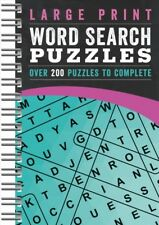 Word Search Puzzles : Over 200 Puzzles to Complete, Paperback by Parragon Boo...