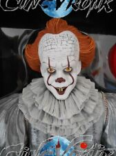 CA Stephen King Clown 50cm Pennywise Figurine Neca 2019 1/4 IT 2017 film figure