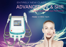 SHR IPL laser FAST Hair Removal machine for SPA SALON profession hair removal