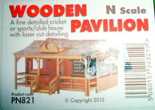 New Metcalfe PN821 Wooden Pavilion (N scale)
