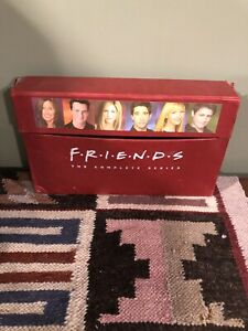Friends The Complete Series With Case