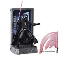 STAR WARS - Black Series - 40th Titanium - Darth Vader Die Cast Figure Hasbro