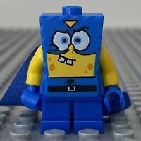 LEGO Super Hero Spongebob Squarepants Minifigure From 3815 - bob025