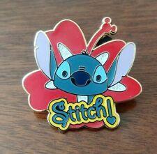 Disney Trading Pin LE 1600 6/10 Cute Stitch 2007